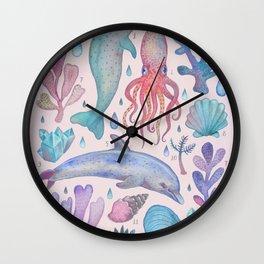Et coloris natura VI Wall Clock
