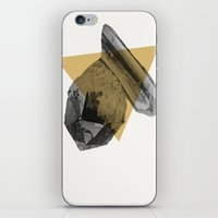 crystals iPhone & iPod Skins featuring crystals by morgan kendall