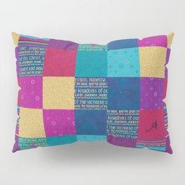 King of Kings Patchwork Amanya Design Pillow Sham