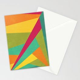 Flashing Lights Stationery Cards
