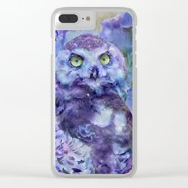 Haunting Clear iPhone Case
