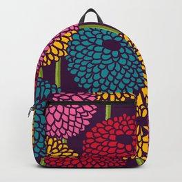 Full of Chrysanth Backpack