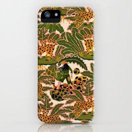 Safari iPhone Case
