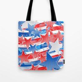 Artistic LXXXVI - Americana Tote Bag