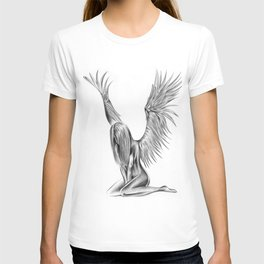 Lonely Angel T-shirt