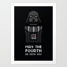 May The Fourth Art Print