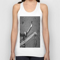 The Bicycle Unisex Tank Top