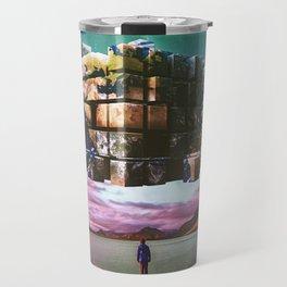 A Complicated Puzzle Travel Mug