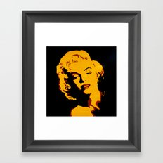 Monroe #1 Framed Art Print