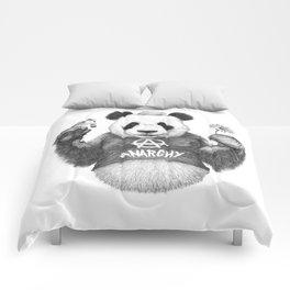 Punk Panda Comforters