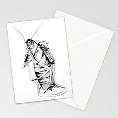_life like a cockroach Stationery Cards