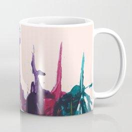 Angry Colours Coffee Mug