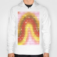 dots Hoodies featuring Dots by Fine2art
