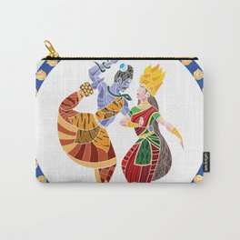 Shiva - Parvati Dance Carry-All Pouch