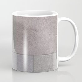 Bird on Concrete Paving Coffee Mug