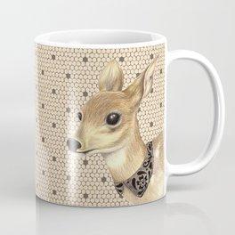 Fancy Deer Coffee Mug