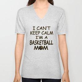 I'm a Basketball Mom Unisex V-Neck