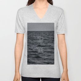 Deep Sea Unisex V-Neck