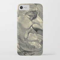 bruce springsteen iPhone & iPod Cases featuring Springsteen by Alan Carlstrom