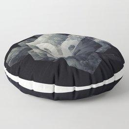 Geometry of Ecology Floor Pillow
