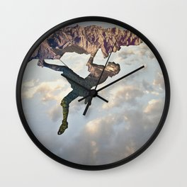 In the Sky Wall Clock