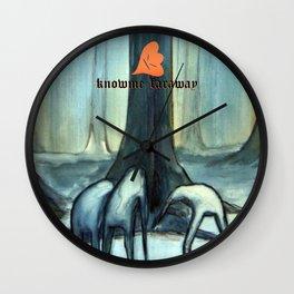 don't stop till you get enough Wall Clock