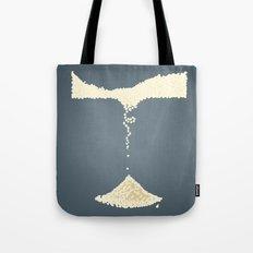 Alphabet T Tote Bag