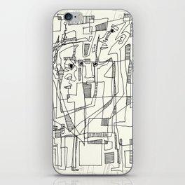 Conversation iPhone Skin