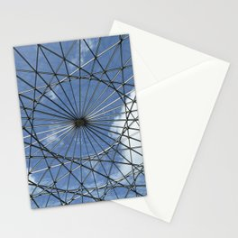 Caged Sky Stationery Cards