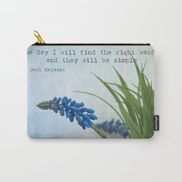 the right words Carry-All Pouch