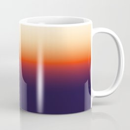Infrared Orange & Ultraviolet Purple Sunrise Coffee Mug