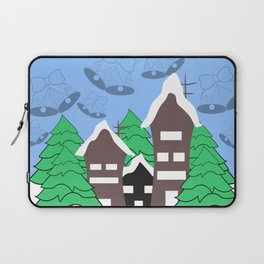 Christmas fantasy Laptop Sleeve