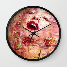 MARLYN MONROE Wall Clock