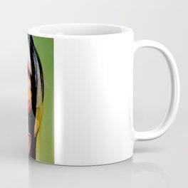 GIRL WITH BIRD Coffee Mug