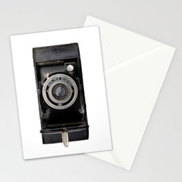 Vintage Agfa Camera Stationery Cards