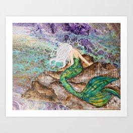 Christiana Art Print