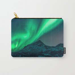 Aurora Borealis (Northern Lights) Carry-All Pouch