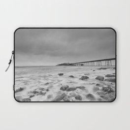 Birnbeck Pier Laptop Sleeve