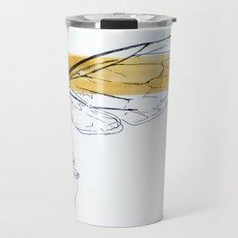 NUDEGRAFIA - 49 FLY Travel Mug