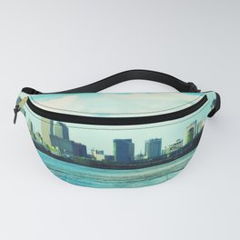 New Orleans Skyline Fanny Pack