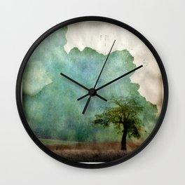 A Tree Apart Wall Clock