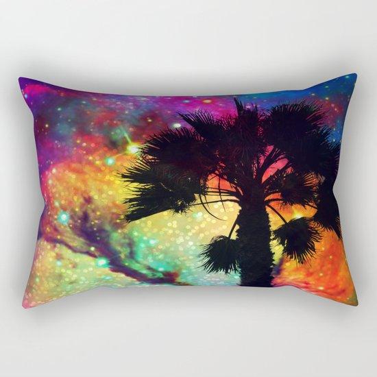 Space Cali Rectangular Pillow