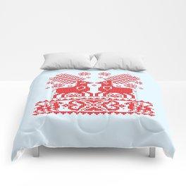 Folk Deers Comforters