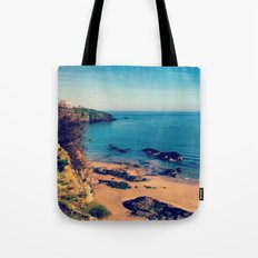 Ripples Of The Ocean Tote Bag