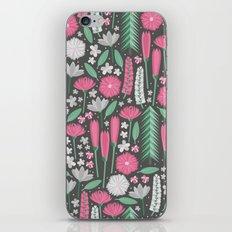Mt. Rainier's Wildflowers iPhone & iPod Skin
