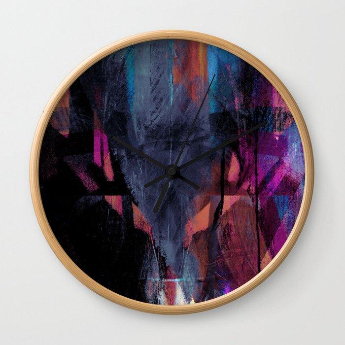 langston Wall Clock