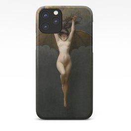 The Bat Woman Albert Joseph Pénot iPhone Case