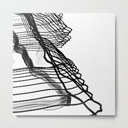 Wave energy Metal Print