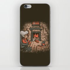 A Hard Winter iPhone & iPod Skin