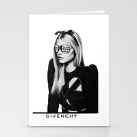 givenchy Stationery Cards featuring Burger King X Givenchy by Colin Douglas Gray